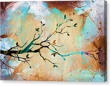 Branches Canvas Print - Tree Branch Collection by Marvin Blaine