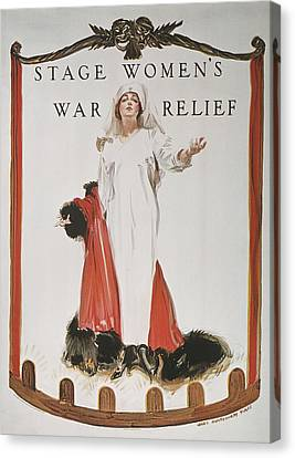 World War I U Canvas Print by Granger