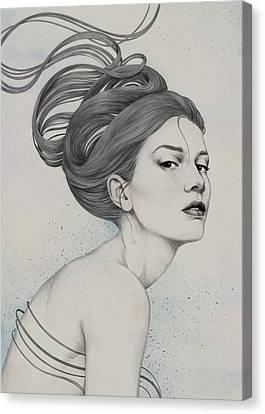230 Canvas Print