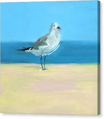 Shore Canvas Print - Rcnpaintings.com by Chris N Rohrbach
