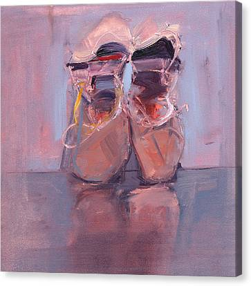 Ballerinas Canvas Print - Rcnpaintings.com by Chris N Rohrbach