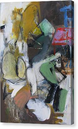 Figure Canvas Print by Fred Smilde