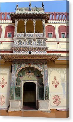 Jaipur, Rajasthan, India Canvas Print by Charles O. Cecil