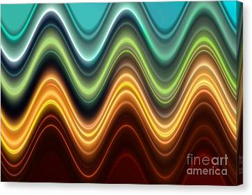 Abstract  Canvas Print by Dan Radi