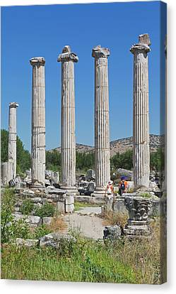 Aphrodisias Canvas Print - Untitled by Ken Welsh