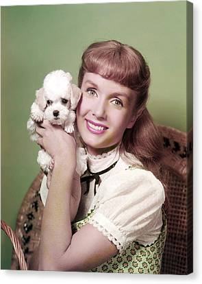 Debbie Reynolds Canvas Print