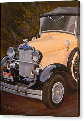 29' Ford Canvas Print