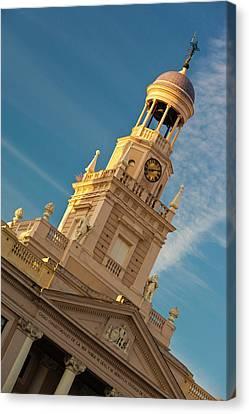 Spain, Andalucia Region, Cadiz Canvas Print by Walter Bibikow