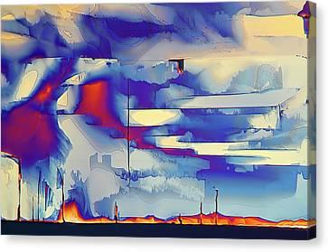 Vitamin C Canvas Print by Marek Mis