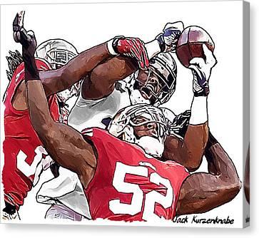 292 Canvas Print by Jack K