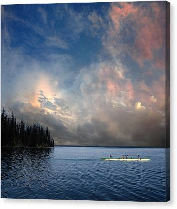 2975 Canvas Print by Peter Holme III