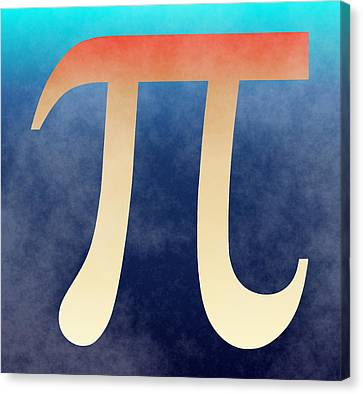2Pi Canvas Print by Ron Hedges
