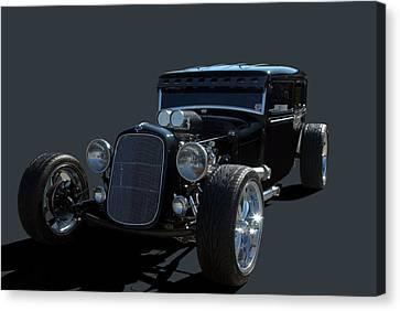 1931 Ford Sedan Hot Rod Canvas Print by Tim McCullough