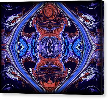Abstract 110 Canvas Print