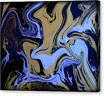 Abstract 47 Canvas Print