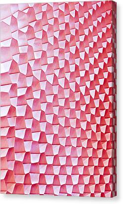 Cardboard Canvas Print - Abstract Pattern by Tom Gowanlock