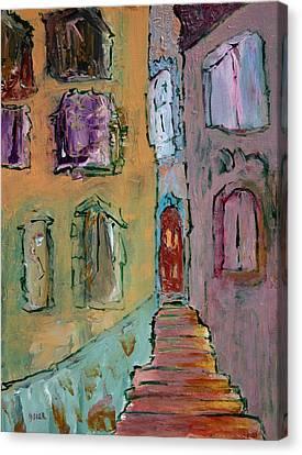 Alfama  Canvas Print