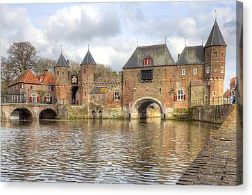 Amersfoort Canvas Print by Joana Kruse