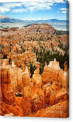 Thor Canvas Print - Bryce Canyon by Jane Rix