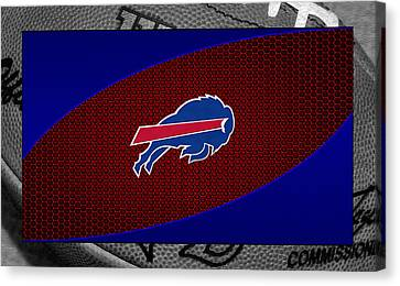 Buffalo Bills Canvas Print by Joe Hamilton