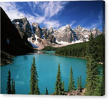 Canada, Alberta, Banff National Park Canvas Print