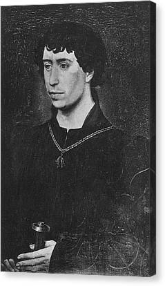 Charles The Bold (1433-1477) Canvas Print