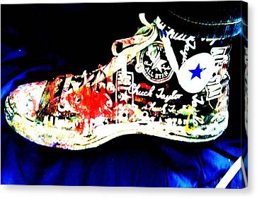Custom Converse Chuck Taylor | ????Bob Ross Tribute | Angelus Paint