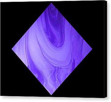 Diamond 129 Canvas Print by J D Owen