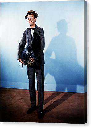Don Knotts Canvas Print - Don Knotts by Silver Screen