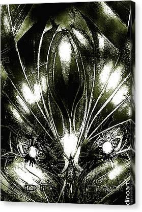 Doom Special Edition  Canvas Print by Jazzboy