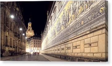Dresden Canvas Print by Steffen Gierok