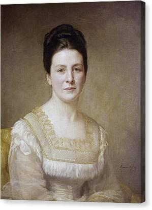 Edith K Canvas Print by Granger