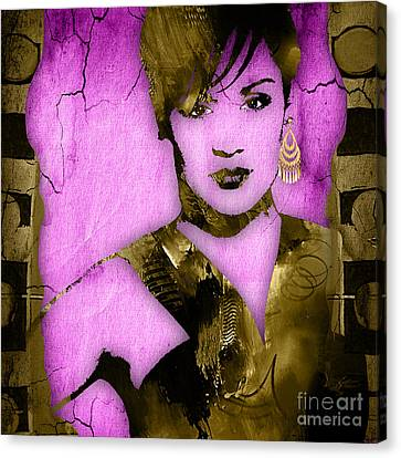 Empire's Grace Gealey Anika Gibbons Canvas Print