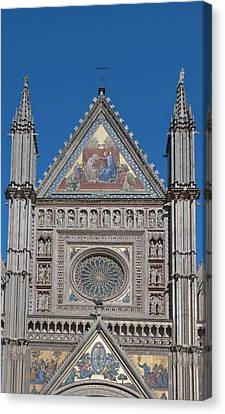 Europe, Italy, Umbria, Orvieto, Orvieto Canvas Print