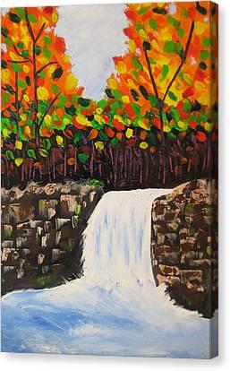 For Those Who Like Colors Canvas Print by Sayali Mahajan