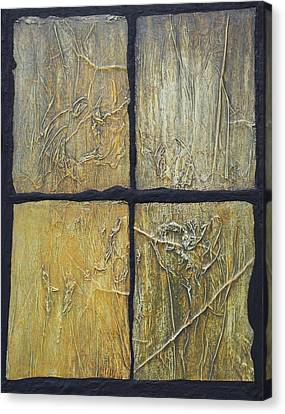 Four Seasons. Canvas Print by Steve  Hester
