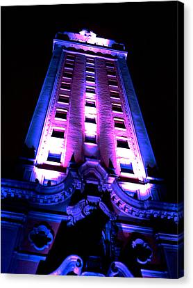 Freedom Tower Canvas Print by J Anthony