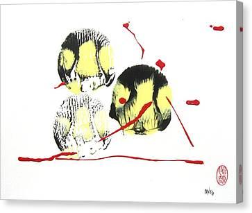 Fugu Ichi Canvas Print by Roberto Prusso