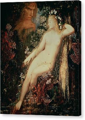 Galatea Canvas Print