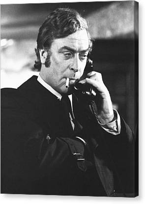 Get Carter  Canvas Print by Silver Screen