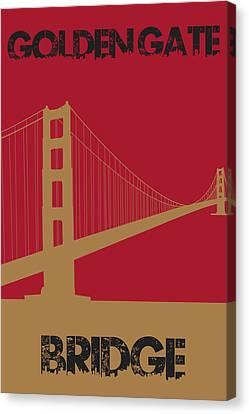 Golden Gate Bridge Canvas Print by Joe Hamilton
