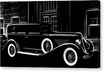 Golden Times Canvas Print by Steve K