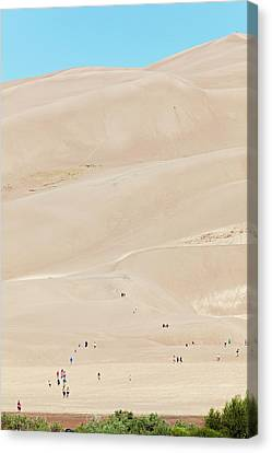 Great Sand Dunes National Park Canvas Print
