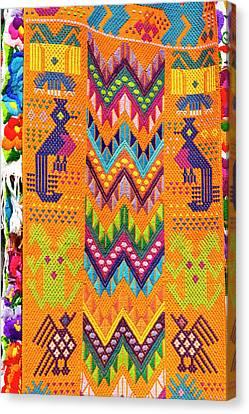 Guatemala, Chichicastenango Canvas Print
