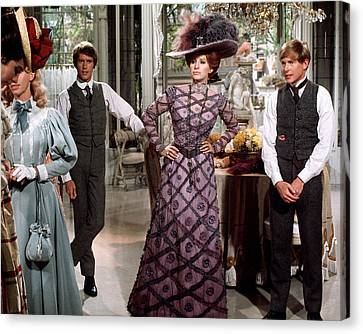 Hello, Dolly!  Canvas Print by Silver Screen