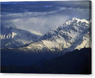 Himalaya Canvas Print by Anonymous