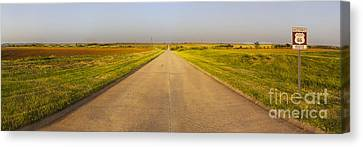 Historic Route 66 Canvas Print
