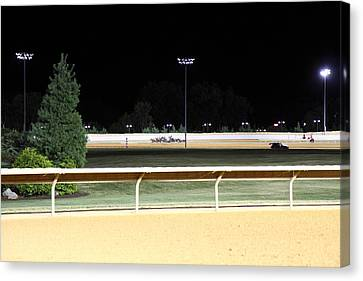 Hollywood Casino At Charles Town Races - 12122 Canvas Print