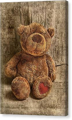 I Love You Canvas Print by Gynt
