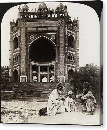 India Fatehpur Sikri, C1907 Canvas Print by Granger